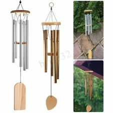 Amazing Wind Chimes Home Yard Garden Decor Church Bells Outdoor Patio  US
