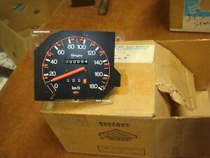 Vintage NOS Veglia Jeep AMC Renault  Speedometer  France 8350081
