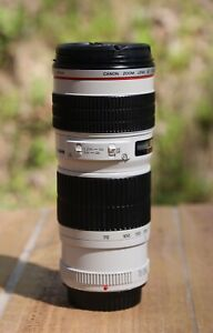Canon 70mm-200mm - F4 - L Lens (Non IS)