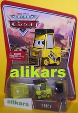 W - STACY - #25 WOC Disney Pixar Mattel World of Cars Leak Less Pitty new