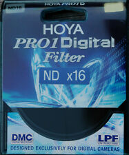 Genuine New Hoya 62mm Slim/Thin  Pro1 Digital Multi Coated ND16 filter