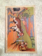 Postcard Unused, Heading for Home Nothing Can Hold Us, C.T. Dog Comics
