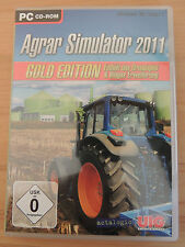 AGRAR SIMULATOR 2011 GOLD EDITION *PC*