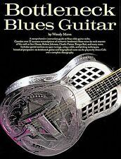 Bottleneck Blues Guitar Learn to Play Slide Style Jazz Lesson TAB Music Book