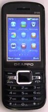NEW MOBILE PHONE CHINESE BRAND DEAPPO D-100  DUAL SIM HIGH QUALITY IN BOX