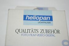 NEW GENUINE ORIGINAL HELIOPAN 39mm Medium Yellow Filter 703903