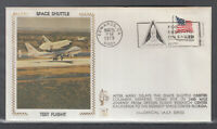 USA klasse Beleg 1979 Space Shuttle Test Flight, Official I.A.S.P.