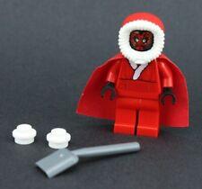LEGO Star Wars Minifigure Santa Darth Maul SW423 From 9509