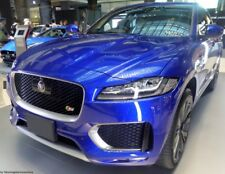 """New Jaguar F Pace Body Kit Bumper Upgrade to the Limited """"First Edition"""" Series"""