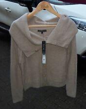 M&S Limited Collection Cardigan-Avena Colore-Taglia 10-NUOVO CON ETICHETTE