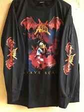 Dark angel Long sleeve L shirt Thrash metal Exodus Testament Morbid saint Razor