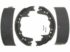 For 1984-1993 Dodge Ramcharger Brake Shoe Set Rear AC Delco 12696BS 1985 1986