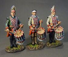 John Jenkins QBLG-02D Louisbourg Grenadiers, 45th, 40th & 22nd Regiment of Foot