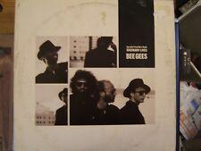 "Bee Gees Ordinary Lives 2 mixes - Uk 12"""