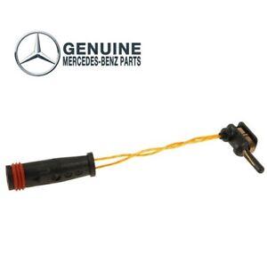 Genuine Front or Rear Disc Brake Pad Wear Sensor For Mercedes E320 GL350 GLS550