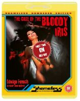 Case Of The Bloody Iris. The BLU RAY *NEW & SEALED*