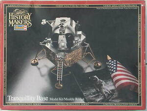 Revell Tranquillity Base model kit, limited production series