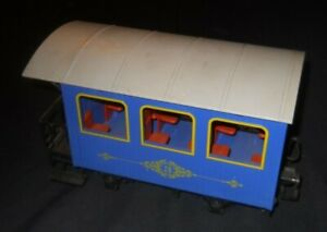 LGB Blue Passenger Car #3