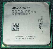 AMD Athlon X 2 5000+ 2.2GHz Dual-Core Processor, AD5000ODJ22GI, AM2