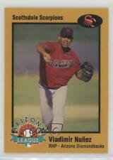 1998 Arizona Fall League Prospects Gold Vladimir Nunez #7