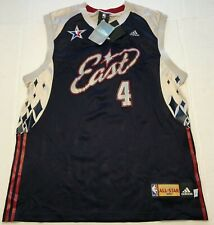 Adidas 2007 NBA All Star #4 Chris Bosh Autographed Signed Jersey East Large NWT