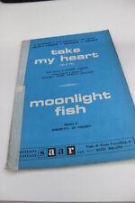 SC16 SPARTITO Take my heart (Io e te) - Moonlight fish