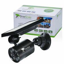 DrawGreen DG08-A LED Sensor Solar-Powered Lights - White