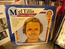 Mel Tillis Country Music vinyl LP 1983 CBS Sealed