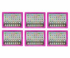 YPAD Multimedia Learning Computer Toy Tool for Kids Machine (Pink) Set of 6