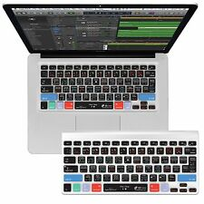 Logic Pro X Keyboard Cover For Apple iMac Wireless & MacBook Pro - Genuine