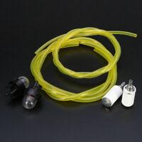McCulloch Husqvarna Stihl Strimmer Primer Bulb & Fuel Line & Fuel Filter Kit ZMI