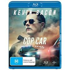 Cop Car Blu-Ray Kevin Bacon New
