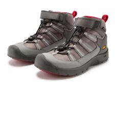 Keen Boys Hikeport 2 Sport Waterproof Walking Boots Grey Sports Outdoors