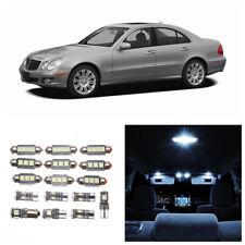 16x Xenon White LED Interior Lights Package Kit  for VW Passat B6 2006-2010