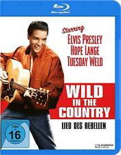 WILD IN THE COUNTRY - Blu-ray - Region ALL ( A,B,C ) - Elvis Presley