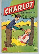 """BD """"CHARLOT FAIT DES FARCES"""" THOMEN / SANS DATE"""