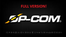 OP-COM / VAX-COM SOFTWARE -- FULL VERSION✔️