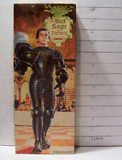 1963 VINTAGE AURORA 1:8 BLACK KNIGHT OF NURNBERG PLASTIC MODEL KIT UNOPENED