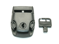 25mm Lockable Side Release Buckle with Key / used on hot tubs , barbecues  etc