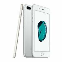 Apple iPhone 7 256Go Argenté Débloquée iOS Téléphone Mobile WiFi Caméra