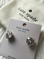 New Kate Spade Rise and Shine Stud Earrings Gold Tone Beautiful gift