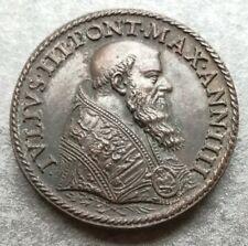 Medaglia Vaticano Giulio III Construzione Villa Giulia 33mm 21,05gr