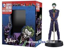 Best of dc super hero figurine collection #4 joker eaglemoss nouvelle (1 2 3)