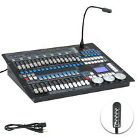 Top 1024 Channels Controller Console Stage Light Party DJ Laser Operator 512 DMX