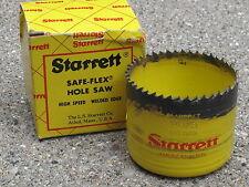 """Used Starrett Bi Metal Constant Pitch Holesaw Size 2 3/8"""" ~ 60mm"""