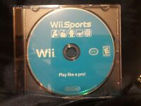Wii Sports (Nintendo Wii, 2006) Disc Only - Tested And Works