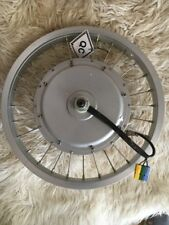 "Crystalyte 16"" Electric Bicycle Hub Motor"