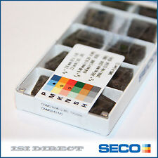 CNMG 543 M3 TP2500 SECO *** 10 INSERTS *** FACTORY PACK ***