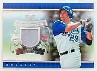 Mike Sweeney #UD-MS (2007 Upper Deck) Game Materials Jersey, Kansas City Royals