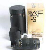Nikon ED AF-S Nikkor 2,8/80-200 D IF Silent Wave Motor